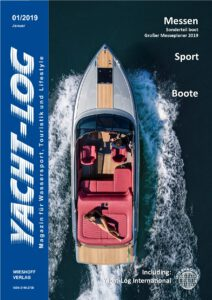 Cover Yacht-Log